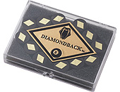 Diamondback Laminated Boar's Hide Tips - 14mm MEDIUM
