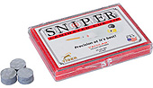 Tiger Sniper Tips - 14mm MEDIUM HARD
